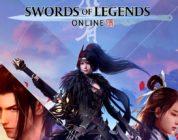 Swords of Legends Online también contará con múltiples modos de juego PvP desde su lanzamiento