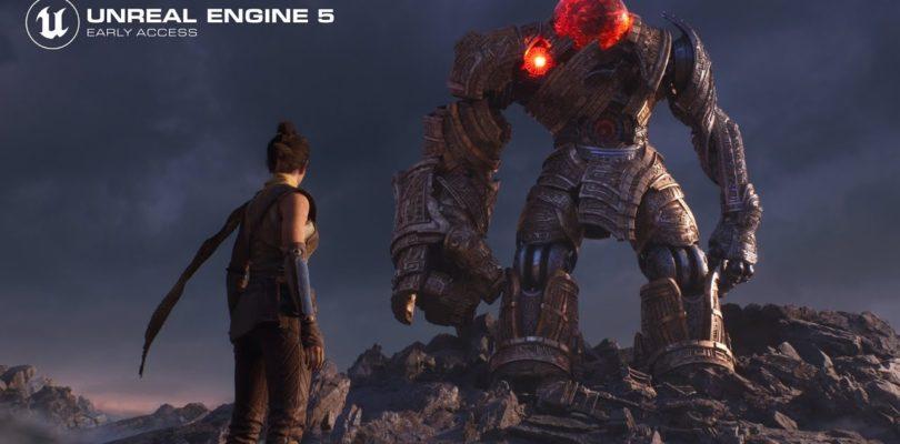 Epic Games lanza Unreal Engine 5 en acceso anticipado