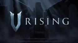 Primer gameplay del survival de vampiros V Rising