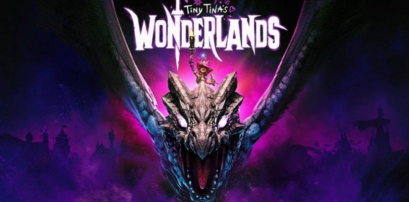 2K y Gearbox Entertainment anuncian Tiny Tina's Wonderlands, disponible en 2022