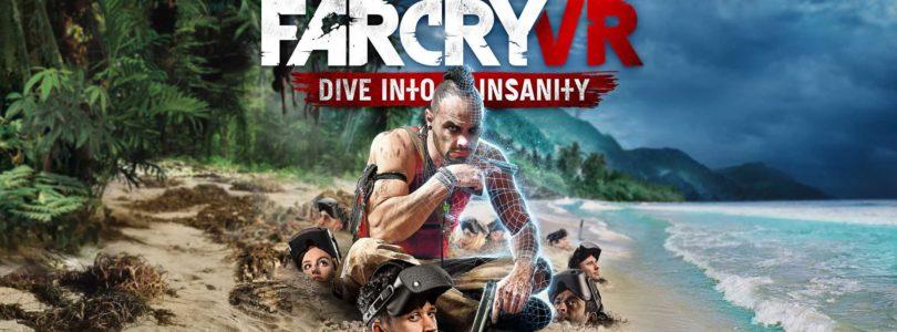 Zero Latency y Ubisoft estrenan Far Cry VR: Dive into Insanity, la experiencia de realidad virtual definitiva