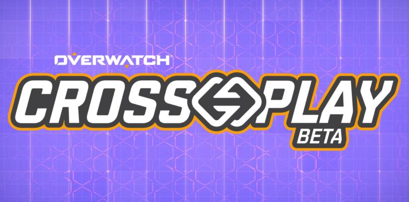 Overwatch probará la beta del crossplay muy pronto
