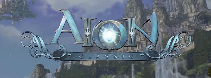 Aion Classic llega a los servidores de NA el 23 de junio con un modelo de suscripción mensual