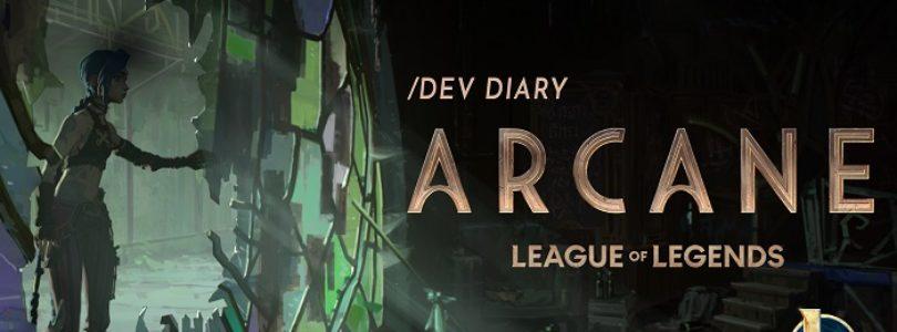 Nuevos detalles del anime de League of Legends: Arcane