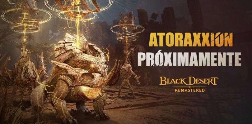 Llega al fin la primera mazmorra a Black Desert Online: Atoraxxion