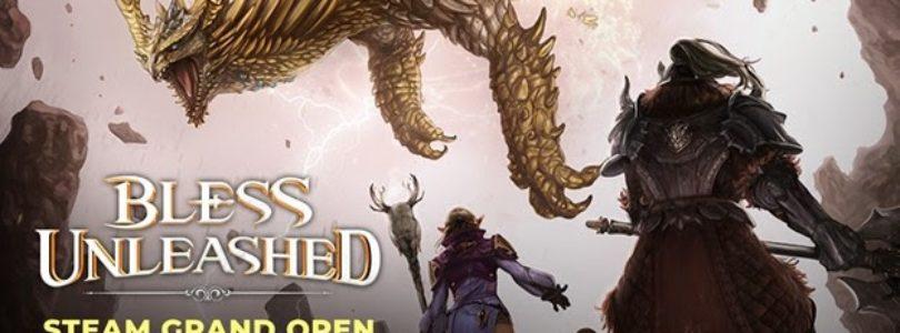 Bless Unleashed confirma su lanzamiento en PC para el 6 de agosto
