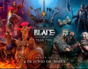 Conqueror's Blade celebra su Segundo año de éxitos con varios eventos y una armadura gratis