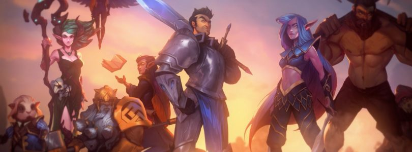Hoy es el lanzamiento oficial del MMO Crowfall