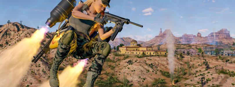 El shooter CRSED: F.O.A.D. ya está disponible en Nintendo Switch