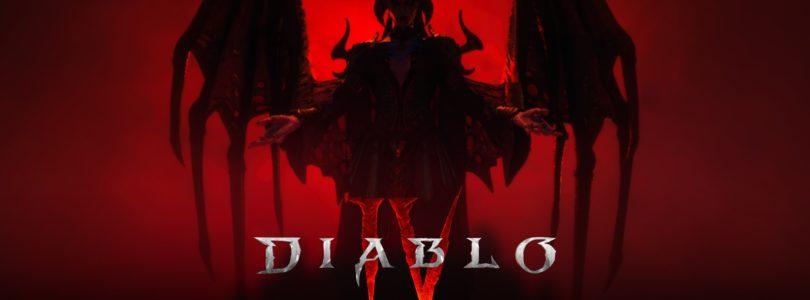 Nuevo informe trimestral de Diablo IV sobre el diseño de personajes y escenarios