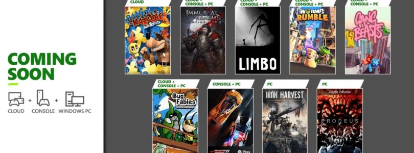 Próximamente en Xbox Game Pass: Gang Beasts, Limbo, Prodeus y más