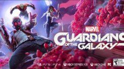 Nuevo tráiler de historia de Marvel's Guardians of the Galaxy