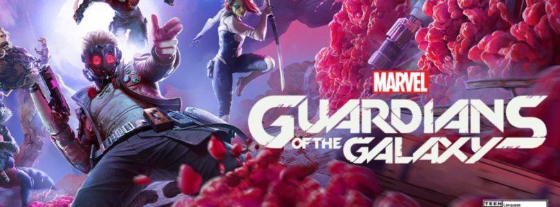 Presentación de Marvel's Guardians of the Galaxy una aventura para un jugador