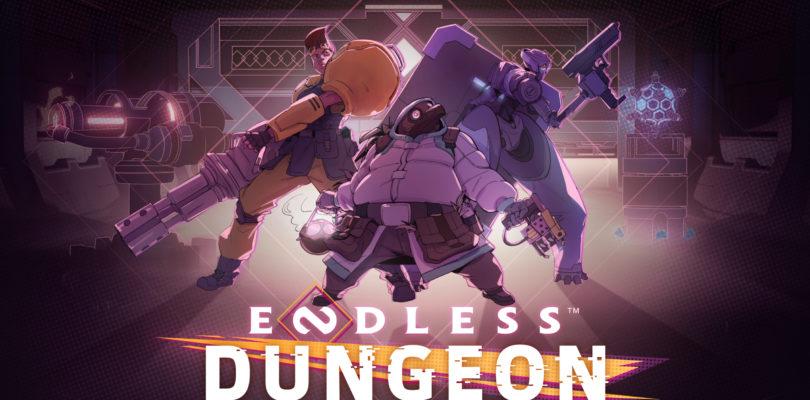 Endless Dungeon muestra su primer vídeo gameplay