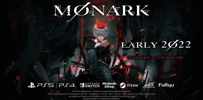 El RPG Monark se lanzará a principios de 2022