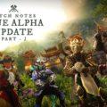 La Alfa de New World se actualiza con nuevas misiones y muchas cambios centrados en el equilibrio