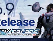 Phantasy Star Online 2: New Genesis se lanza en su versión global este 9 de junio