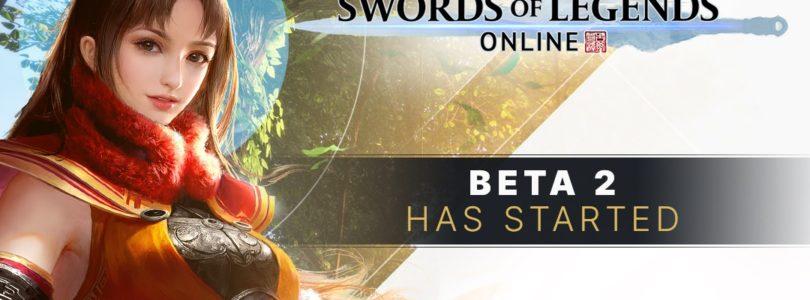 Empieza la segunda beta cerrada de Swords of Legends Online