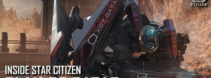 Star Citizen muestra el nuevo carguero de Xi'an y nos habla de los aliens