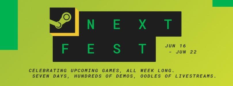 Empieza el Steam Next Fest con demos de más de 700 juegos que llegarán próximamente a Steam