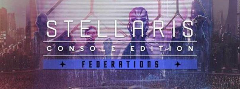 Stellaris: Console Edition estrena el cuarto pase de expansión con Federaciones