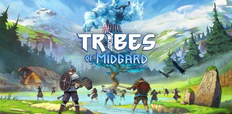 El survival cooperativo de vikingos Tribes of Midgard se lanza el 27 de julio