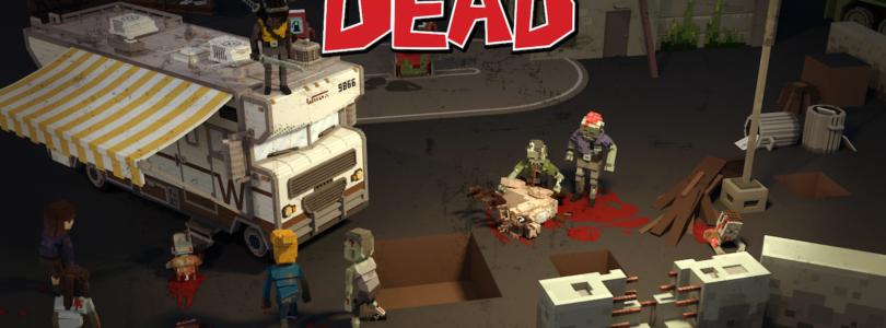 The Sandbox anuncia una colaboración con Skybound Entertainment para llevar los cómics de The Walking Dead al juego