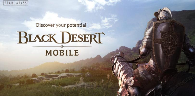 La Sala del primer Profeta ya disponible en Black Desert Mobile