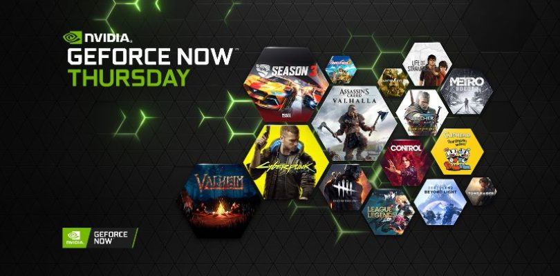 GeForce NOW alcanza los 1000 juegos en PC disponibles en la plataforma esta semana