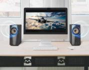 Creative Labs lanza los nuevos altavoces de escritorio Creative T60 para PC y Mac