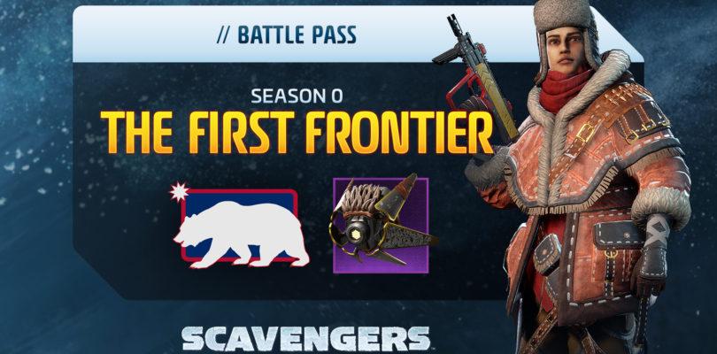 Scavengers anuncia la Season 0, añade el Battle Pass gratis y un nuevo modo PvE
