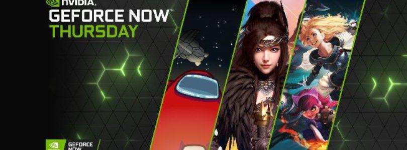 Jueves GFN celebra el juego multijugador en PC en GeForce NOW  incluyendo Swords of Legends Online, CTA – Gates of Hell y Crowfall