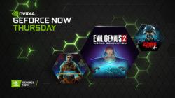 Otros 14 nuevos juegos para GeForce NOW esta semana
