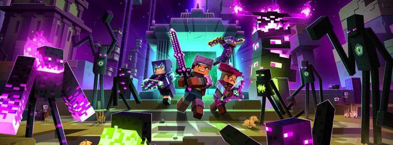 Anunciada la fecha del DLC Echoing Void de Minecraft Dungeons