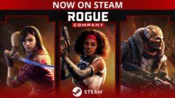 El FPS gratuito con 20 millones de jugadores Rogue Company ya está disponible en Steam