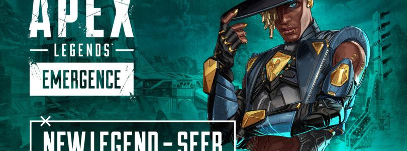 Seer nos muestra sus habilidades en el último tráiler de Apex Legends «Eclosión»