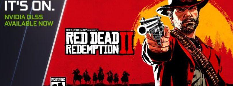 'Red Dead Redemption 2' y 'Red Dead Online' mejoran su rendimiento hasta un 45% en tarjetas gráficas GeForce RTX gracias a NVIDIA DLSS
