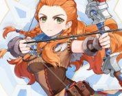 Aloy, la protagonista de Horizon: Zero Dawn, llegará como personaje jugable a Genshin Impact