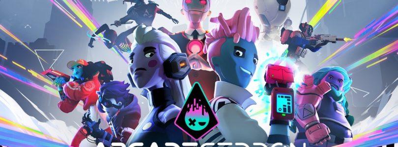 Arcadegeddon, un nuevo shooter cooperativo que ya está disponible en acceso anticipado de PS5 y PC