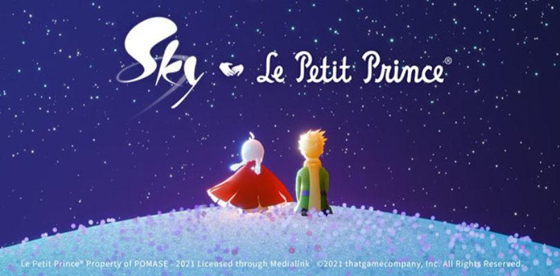 Sky: Niños de la Luz lanza su nueva temporada junto al Principito
