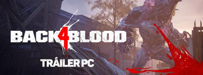 Nuevo tráiler de Back 4 Blood y confirmado que tendrá soporte para DLSS