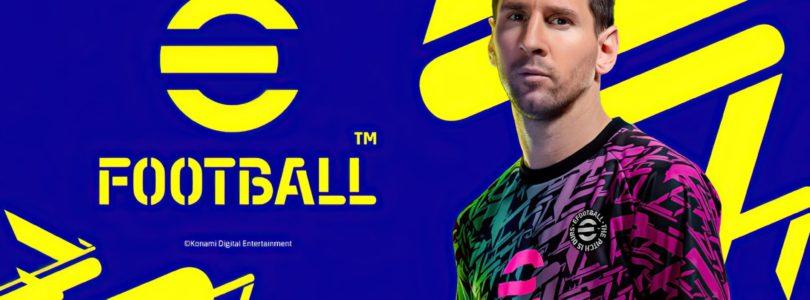 PES se convierte en eFootball, será gratuito en consolas, PC y móviles