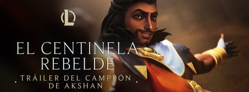 Riot Games presenta las habilidades del nuevo campeón de League of Legends: Akshan, el Centinela rebelde
