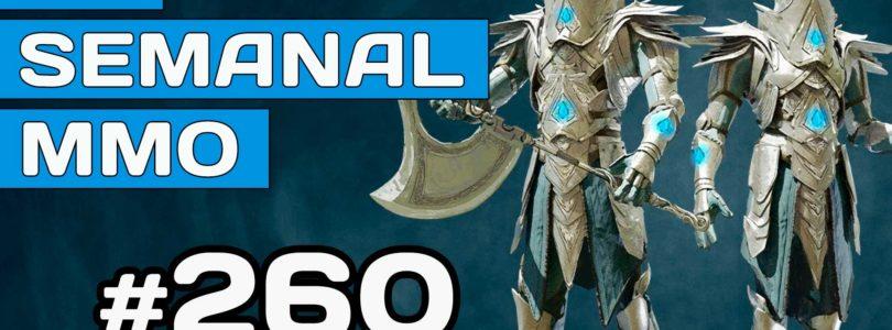 Semanal MMO 260 – Probamos Ashes of Creation – Nuevos MMOs – Space Punks co-op