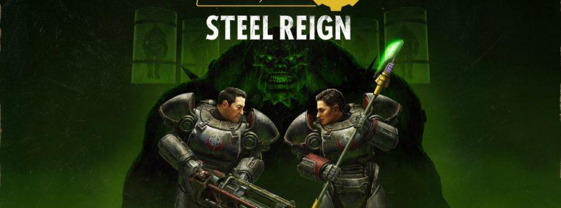 El reinado del Acero en Fallout 76 – Concluye la historia de la Hermandad, Artesanía legendaria, Temporada 5 y más