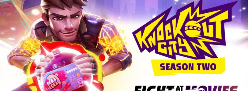 Knockout City anuncia su Temporada 2: Pelea en el Cine