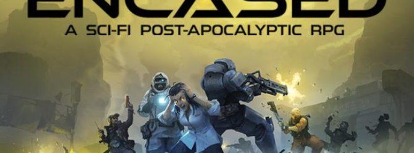 El nuevo tráiler de Encased, el RPG isométicro y por turnos de Prime Matter, nos muestra personajes, armas y escenarios