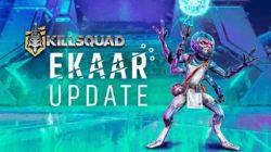Killsquad se actualiza con un nuevo personaje jugable, logros y más.