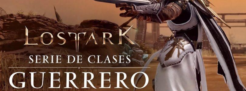 Un nuevo tráiler de Lost Ark nos muestra las diferentes variantes de la clase Guerrero
