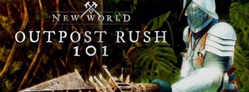 """New World nos ofrece un vistazo a """"Asalto a puesto remoto"""" el modo de juego de 20vs20"""
